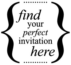 Find your perfect invitation here