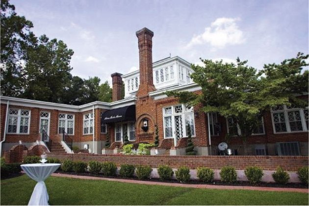 The Historic Mankin Mansion