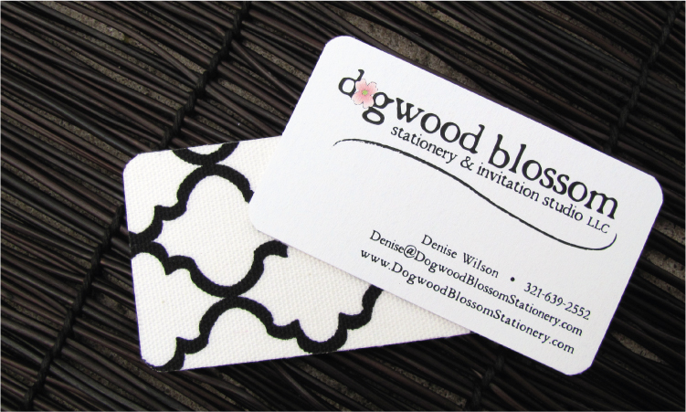 Fun} Business Card Love | dogwoodblossomstationery