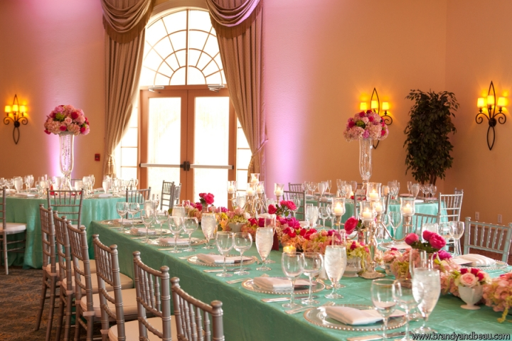 Brandy and Beau Photography, Rosen Shingle Creek, FL Southern College, Dogwood Blossom Stationery, Tablescape