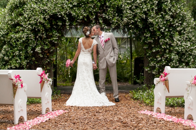 Bumby Photography, Harmony Gardens, Dogwood Blossom Stationery, Ceremony