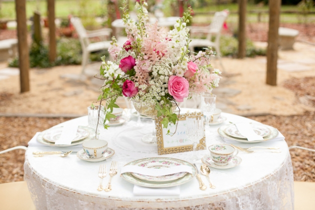 Bumby Photography, Harmony Gardens, Dogwood Blossom Stationery, Table Setting
