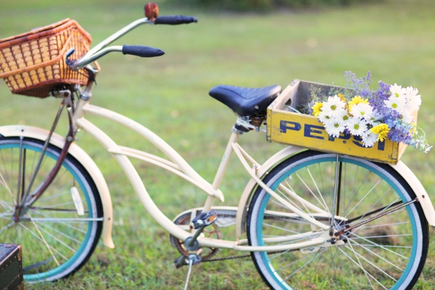 Dogwood Blossom Stationery - bike2
