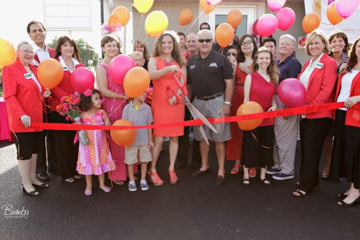 Event Industry marketing by Beat Creative, ribbon cutting