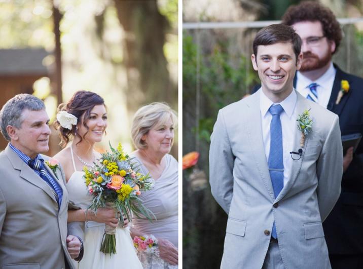 Sarah Bray Photography, Anna Christine Events, Dogwood Blossom Stationery, ceremony