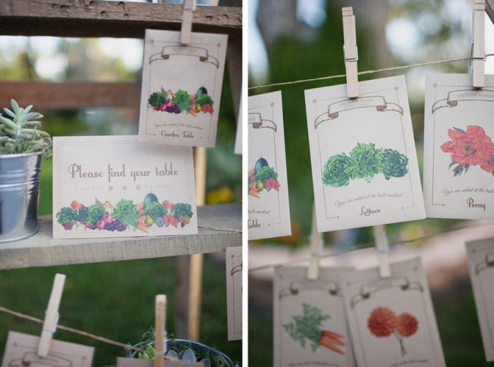 Sarah Bray Photography, Anna Christine Events, Dogwood Blossom Stationery escort cards