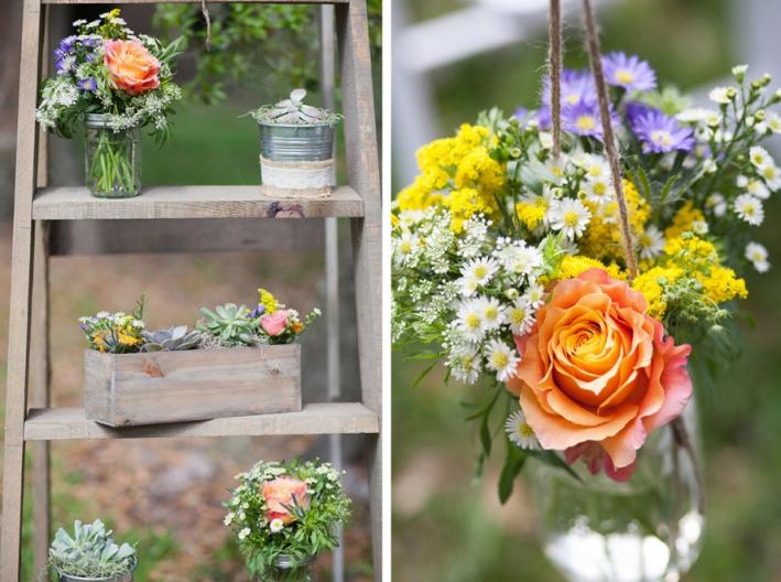 Sarah Bray Photography, Anna Christine Events, Dogwood Blossom Stationery, floral