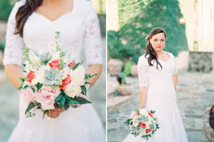 Best Photography, Dogwood Blossom Statonery, Orlando Weddings, bride and bouquet