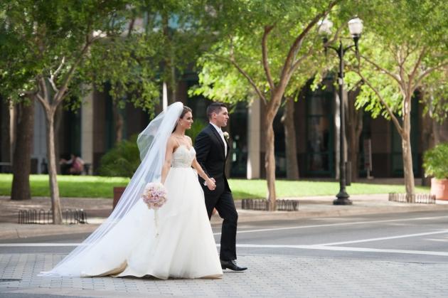 Scott Craig Photography, Dogwood Blossom Stationery, Orlando weddings, bride and groom