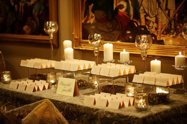 Scott Craig Photography, Dogwood Blossom Stationery, Orlando weddings, buffet