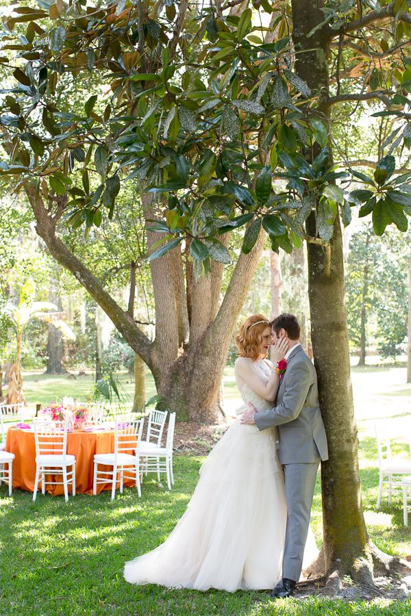 Rachel V Photography, Florida Federation of Garden Clubs, Dogwood Blossom Stationery, B&G Close Near Tree