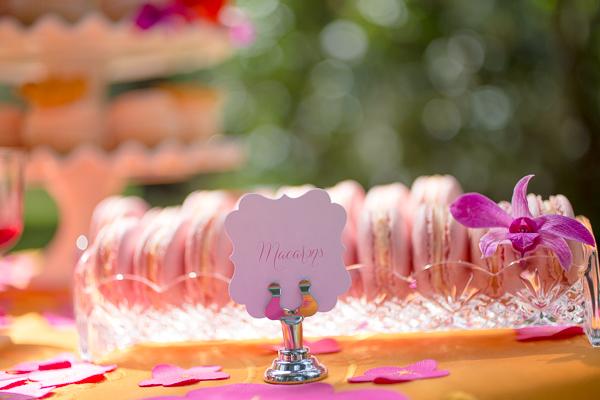 Rachel V Photography, Florida Federation of Garden Clubs, Dogwood Blossom Stationery, macaroons