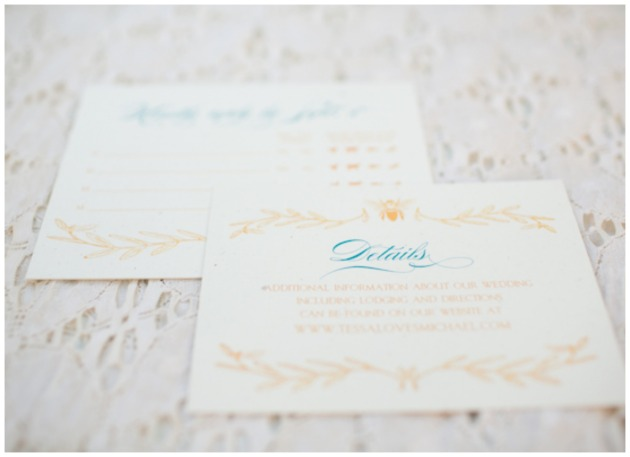 Amalie Orrange Photography, Dogwood Blossom Stationery, honeycomb stationery, Orlando weddings