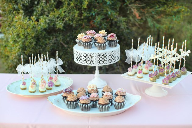 Wings of Glory Photography, Dogwood Blossom Stationery, Orlando Weddings, desserts