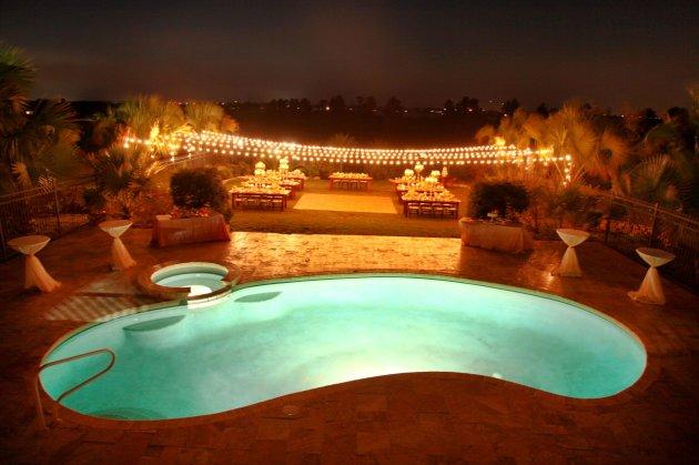 Wings of Glory Photography, Dogwood Blossom Stationery, Orlando Weddings, outdoor reception