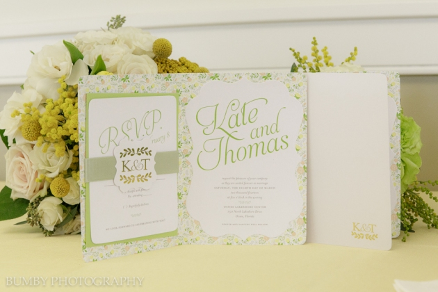 Dogwood Blossom Stationery, Bumby Photography, Ocoee Lakeshore Center, Invitation