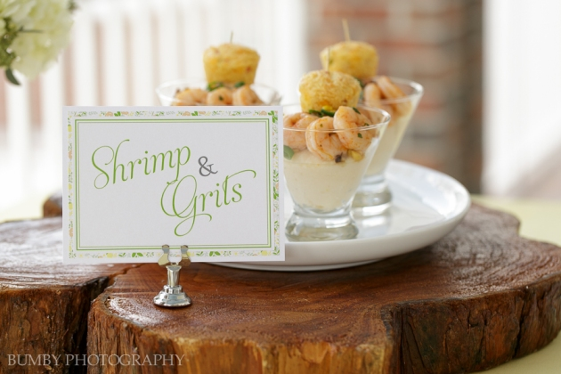 Dogwood Blossom Stationery, Bumby Photography, Ocoee Lakeshore Center, Shrimp and Grits