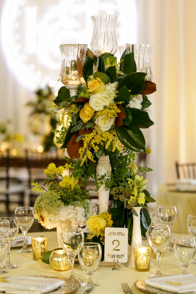 Dogwood Blossom Stationery, Bumby Photography, Ocoee Lakeshore Center, Table Numbers with Centerpiece