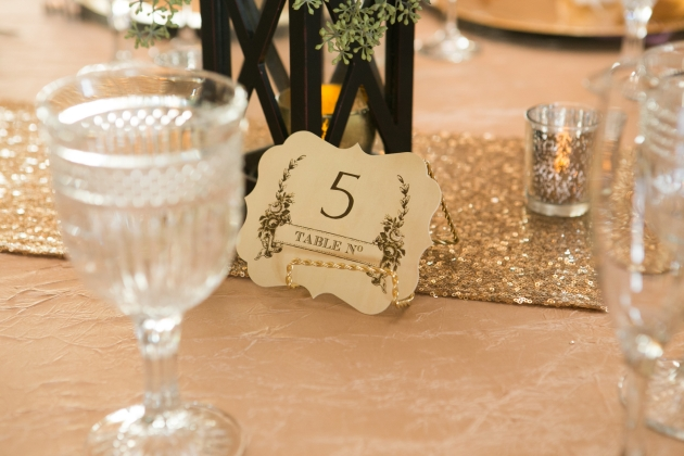 Henk Prinsloo Photography, Up the Creek Farms, Dogwood Blossom Stationery, Orlando weddings, cream table number