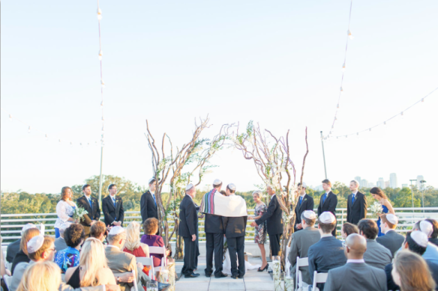 Thompson Photography Group, Dogwood Blossom Stationery, Orlando Science Center, Orlando weddings, ceremony paper goods