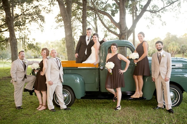 Dogwood Blossom, Henk Prinsloo, Vintage Glam, Wedding Party