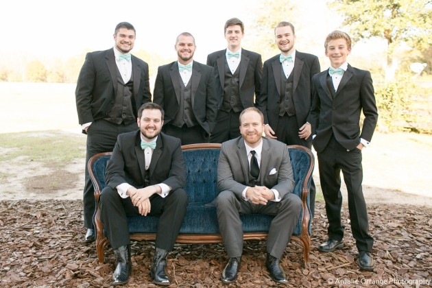 Rustic Wedding, Groomsmen, Amalie Orrange Photography, Isola Farms, Dogwood Blossom Stationery and Invitation Studio
