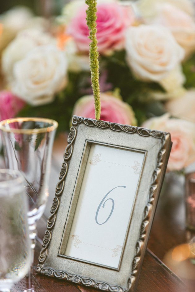 Real Wedding} Amy and Brandon: A Fairy Tale Wedding in Taupe, Pink ...