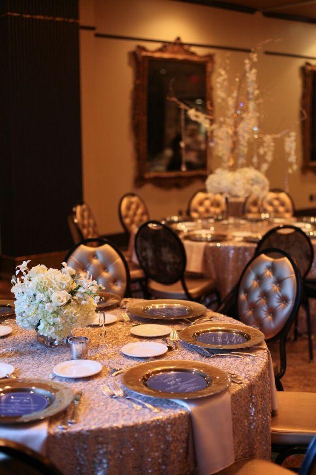 Grand-Bohemian-Hotel-Tab-McCausland-Photography-Round-Custom-Menus-Gold-Wedding-Ideas-Winter-Wedding-Ideas-Navy-Wedding-Ideas-Dogwood-Blossom-Stationery-Event